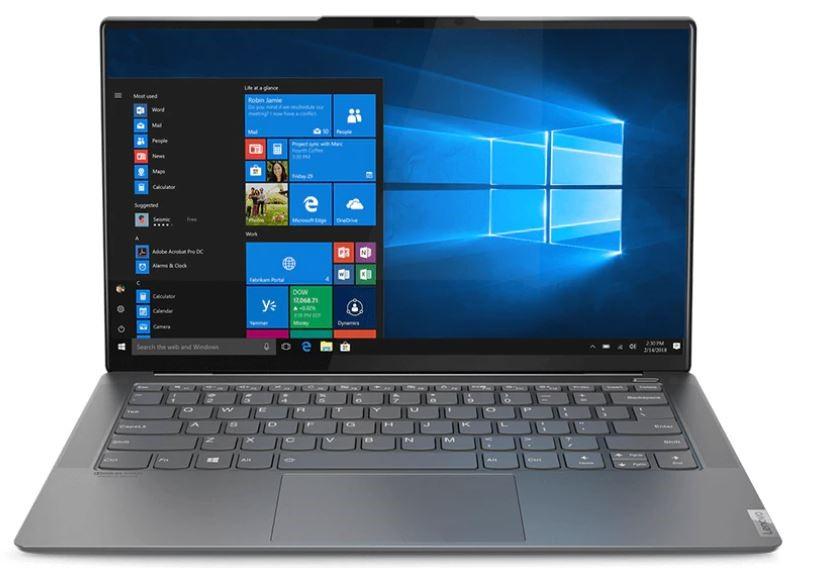 Lenovo Yoga S940 14-IIL 14-inch Notebook, Grey