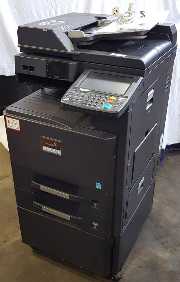 Kyocera Task alfa 2551ci Mobile Colour Multifunction Laser Printer Copier