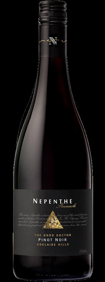 Nepenthe Good Dr Pinot Noir 2012 (6 x 750mL) Adelaide Hills, SA
