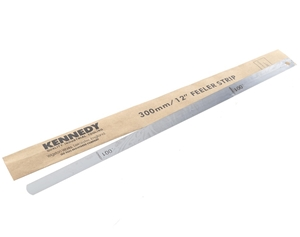 12 x KENNEDY 300mm Strip Feeler Gauges,