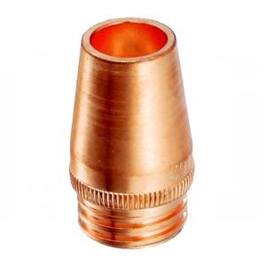 2 x BOSSWELD Tweco Style Gas Nozzles 16m