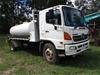 2010 Hino FG500 4 x 2 Water Truck