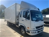 2013 Mitsubishi Fuso 3990 Fighter 6 1024 Refrigerated Eutectic Truck