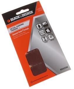 10 Packs x BLACK & DECKER Detail Sanding