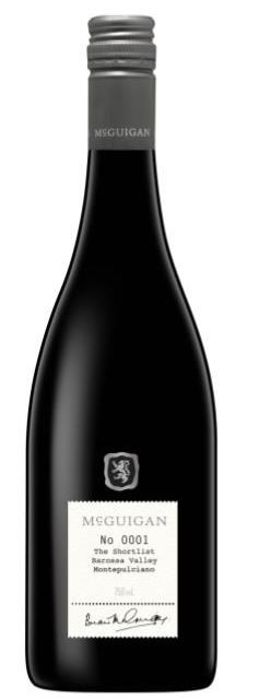 McGuigan Short List Montepulciano 2016 (6 x 750mL) Barossa Valley, SA