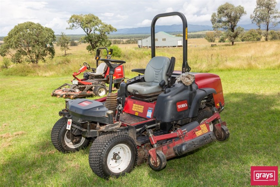 Toro, Groundsmaster 360, Ride On Mower