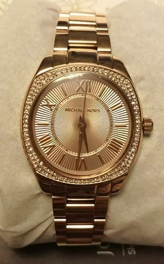 Ladies new Michael Kors Couture NY 'Bryn' classy & classic watch.