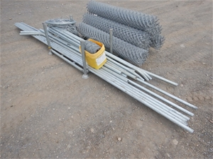 6 x Rolls of Wire Mesh Fencing