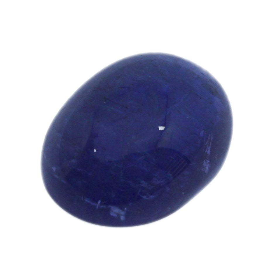 One Loose Tanzanite, 58.70ct in Total