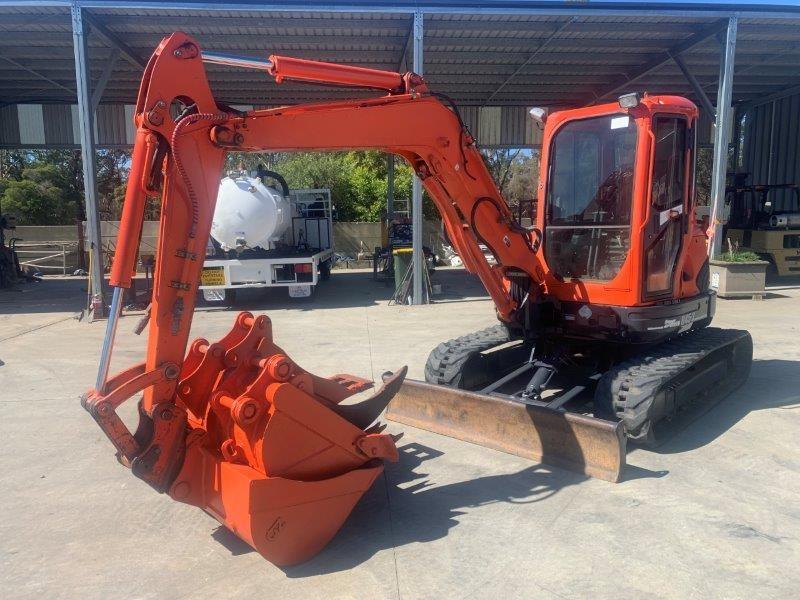 Kubota U45-3 Excavator