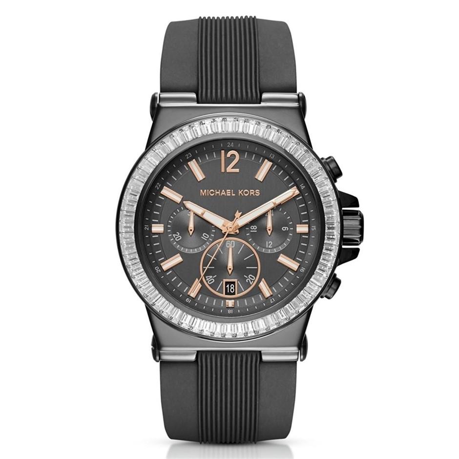 Dynamic new Michael Kors Men's Dylan Chronograph Watch.