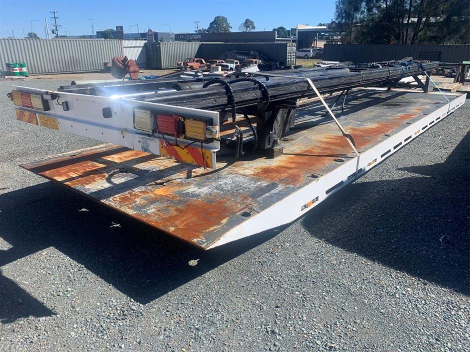 Tilt / Slide Truck Body with Subframe