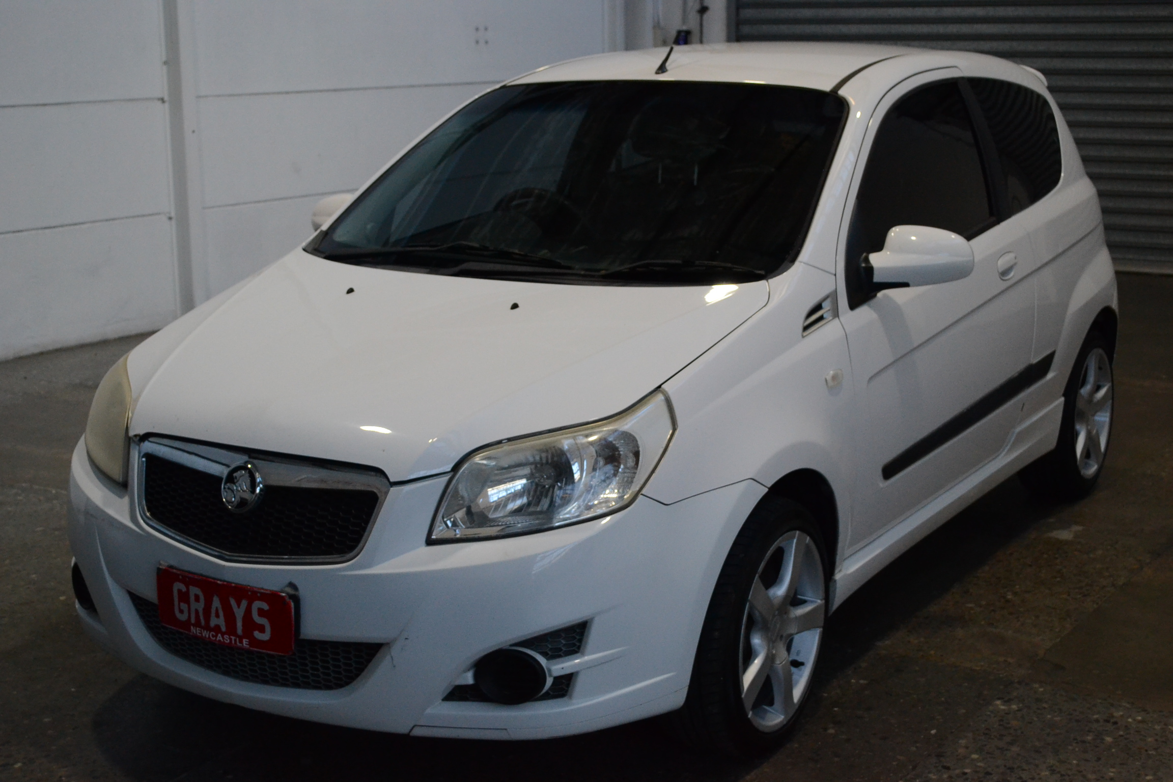 2008 Holden Barina TK Manual Hatchback