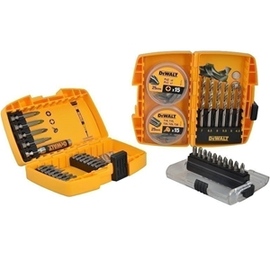 DeWALT 67pc Drill & Bit Set. Buyers Note