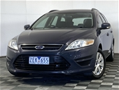Unreserved 2012 Ford Mondeo LX MC Automatic Wagon