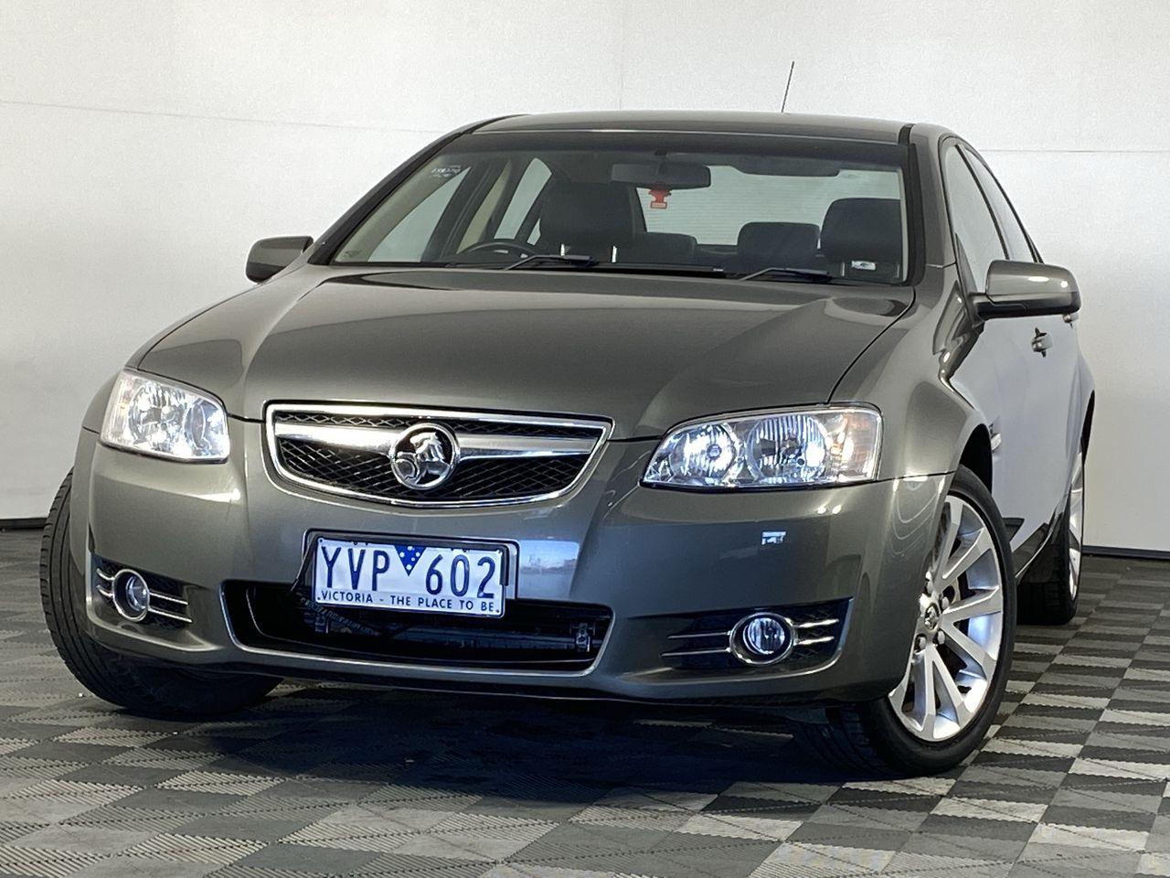 2011 Holden Commodore Equipe VE Automatic Sedan