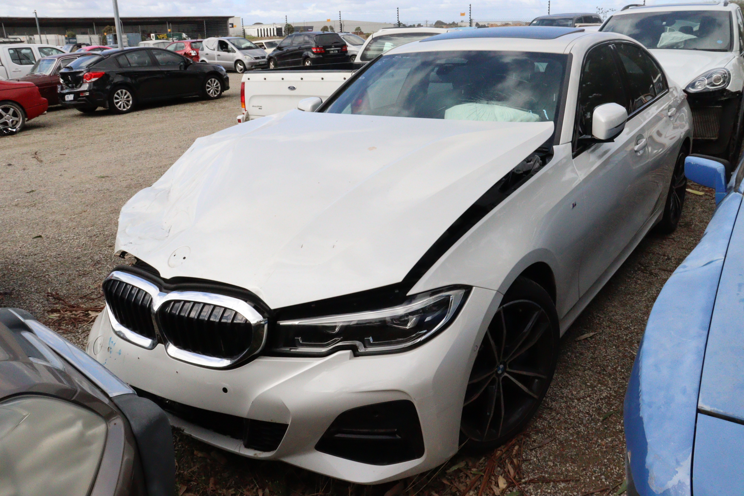 2019 BMW 3 Series 330i G20 Automatic - 8 Speed Sedan(WOVR+REP)
