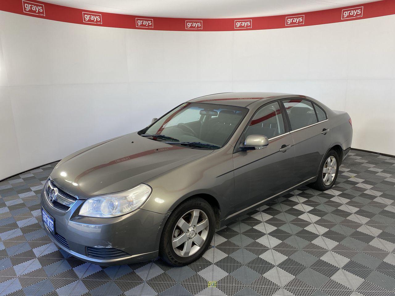 2007 Holden Epica CDX EP Automatic Sedan