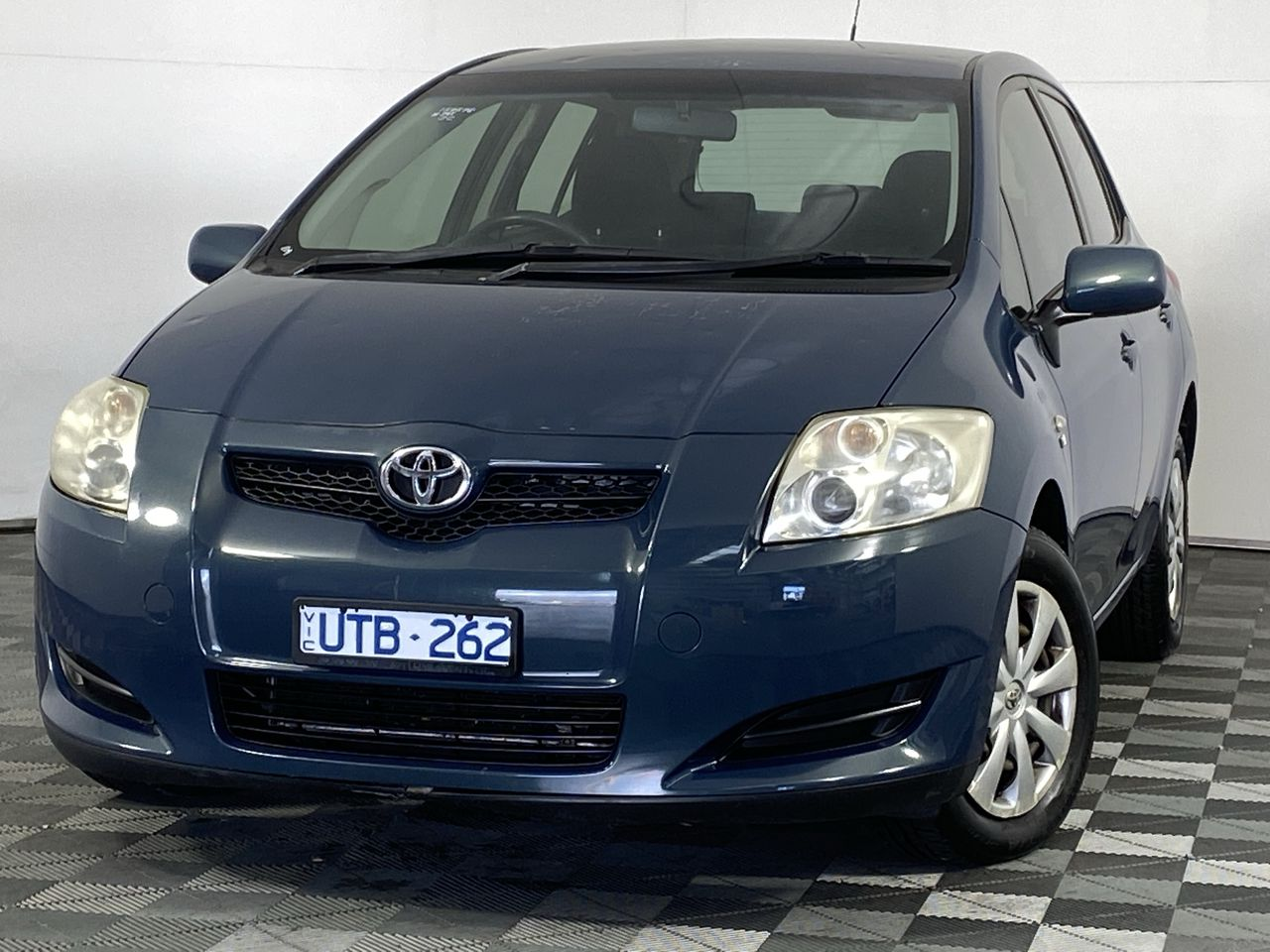 2007 Toyota Corolla Ascent ZRE152R Manual Hatchback