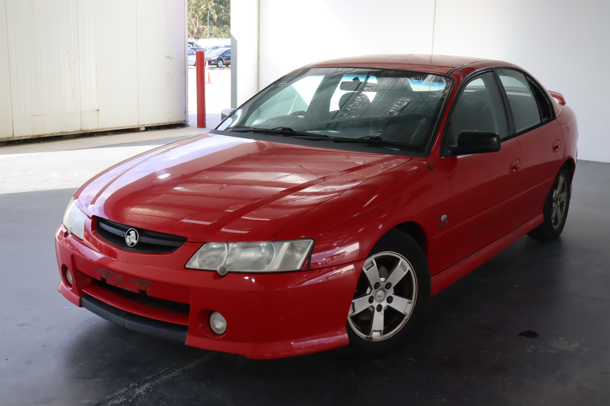2003 Holden Commodore S Y Series Automatic Sedan