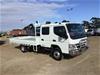 <p>2008 Mitsubishi  Canter  4 x 2 Tray Body Truck</p>