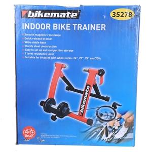 BIKEMATE Indoor Bike Trainer Suitable fo