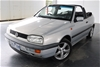 1995 Volkswagen Golf GL Automatic Convertible