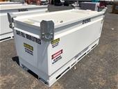 Unused  2000 Litre Bunded Fuel Storage Tank