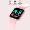 Smart Fitness & Health Activity Tracker Watch (Pink)