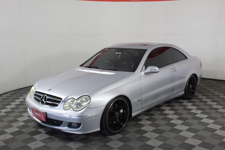 2005 Mercedes Benz CLK280 Avantgarde C209 Automatic Coupe