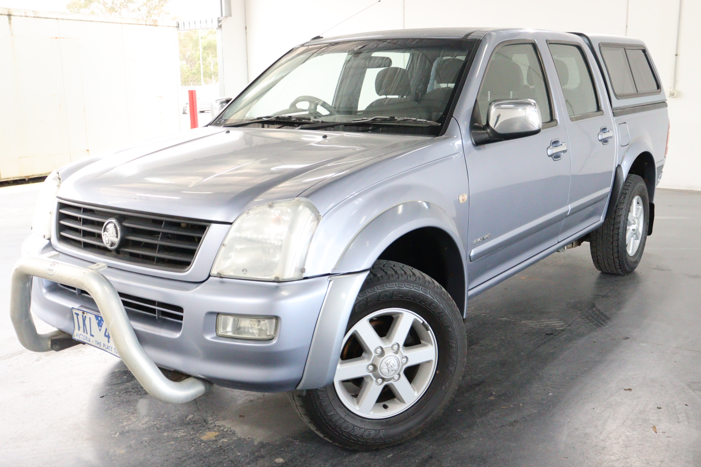 2005 Holden Rodeo LT RA Automatic Dual Cab