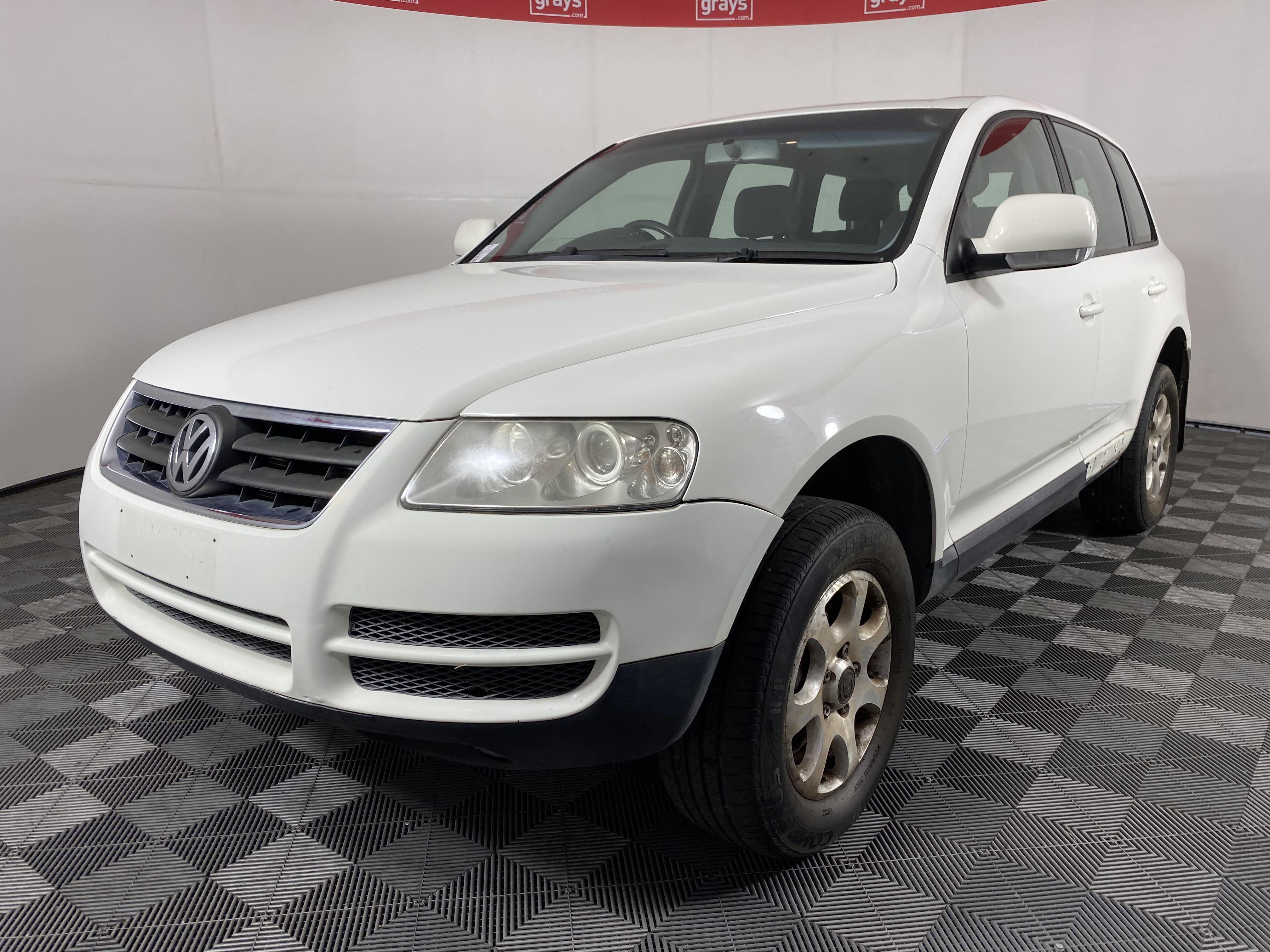 2004 (2006) Volkswagen Touareg V6 7L Automatic Wagon