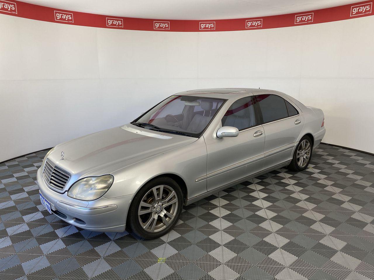 2000 Mercedes Benz S430 L W220 Automatic Sedan