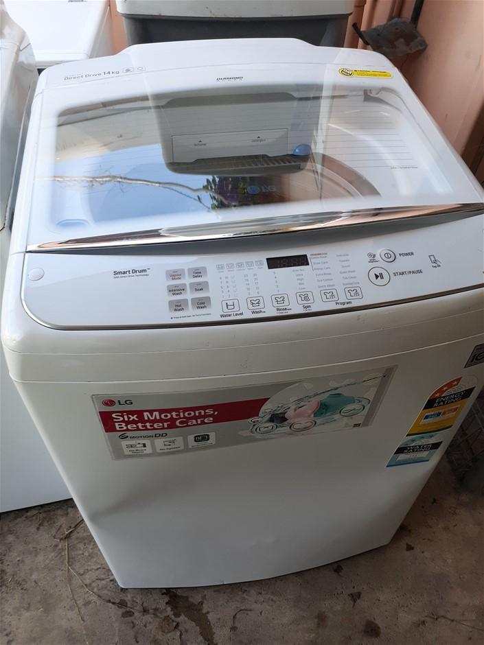 Diamond Direct Drive 14Kg Toploader Washing Machine