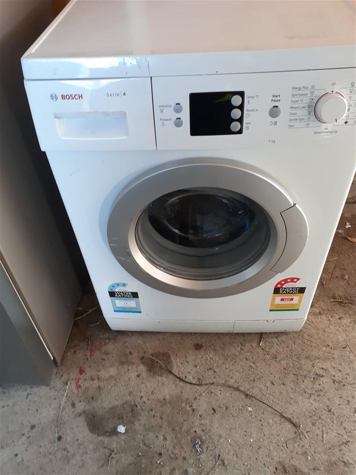 Bosch 7Kg Front Loader 4 Series Washing Machine