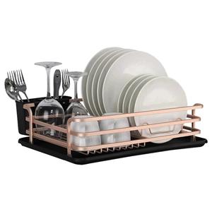 Kitchen Storage Dish Drying Drainer Orga
