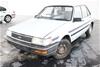 1987 Toyota Corolla Automatic Sedan