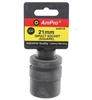AmPro 3/4ins Dr. Square Impact Socket, Size 21mm. Buyers Note - Discount Fr