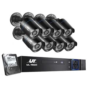 UL-tech Outdoor CCTV Camera Security Sys