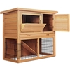 i.Pet 86cm Tall Wooden Pet Coop