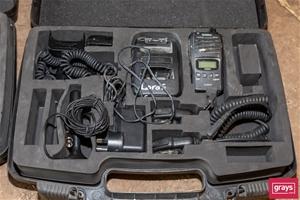 Uniden UH850S Assorted UHF Radio & Acces