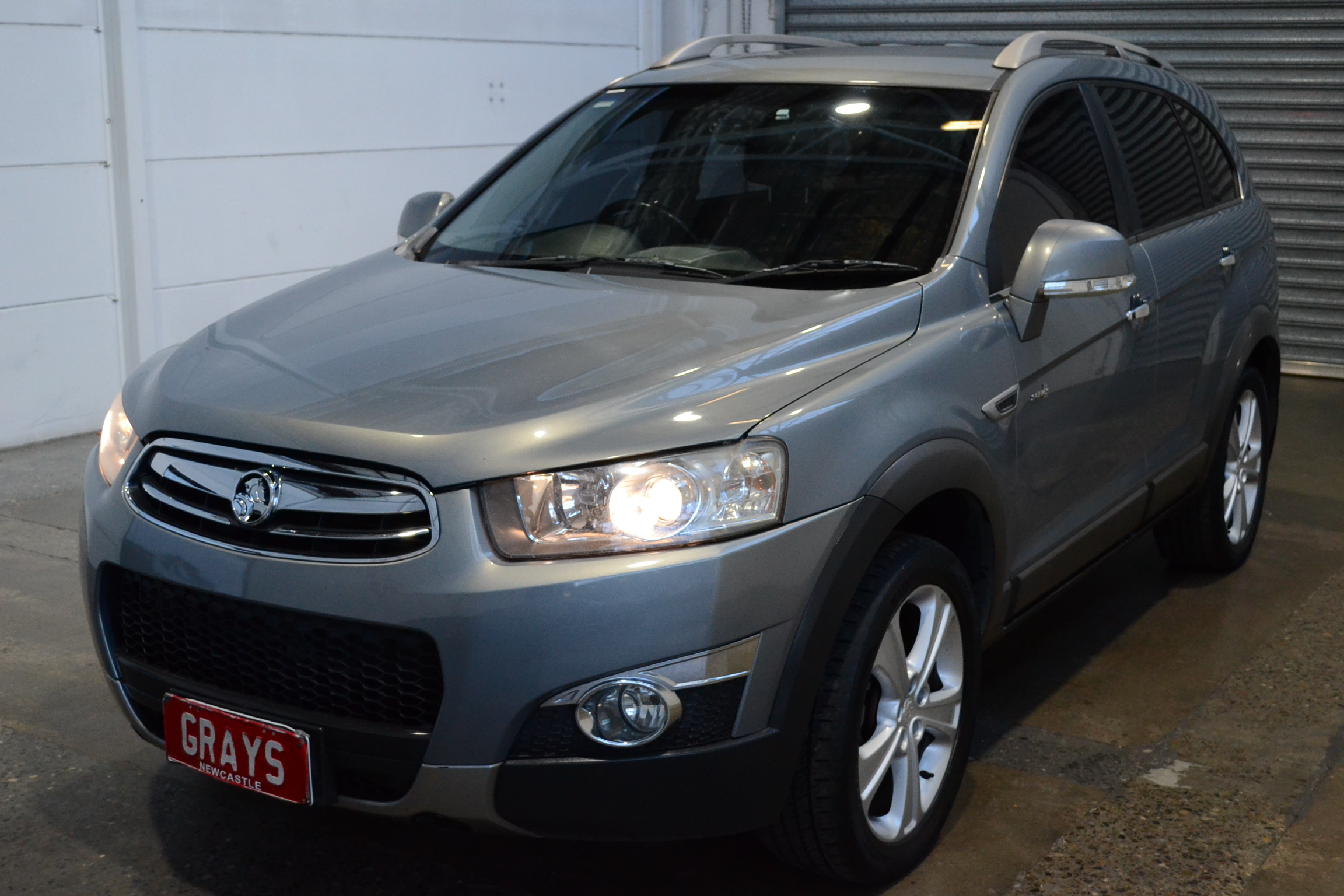 Holden Captiva 7 LX AWD CG II Turbo Diesel Automatic 7 Seats Wagon