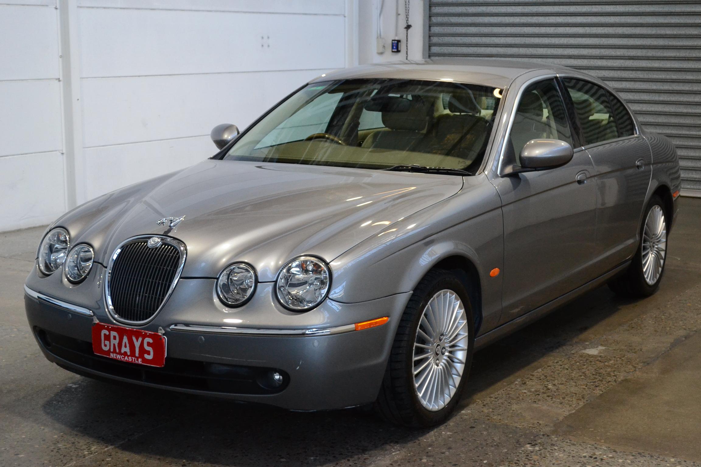 2006 Jaguar S Type V6 SE X204 Automatic Sedan