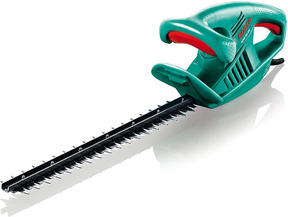 BOSCH 420W Electric Hedge Trimmer. Buyers Note - Discount Freight Rates App