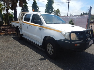 2010 Toyota Hilux 4WD Manual - 5 Speed D