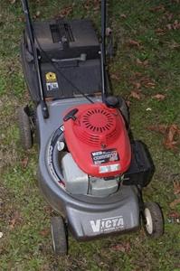 Lawn Mower Victa Corvette 400 367 366 Honda Gcv 135
