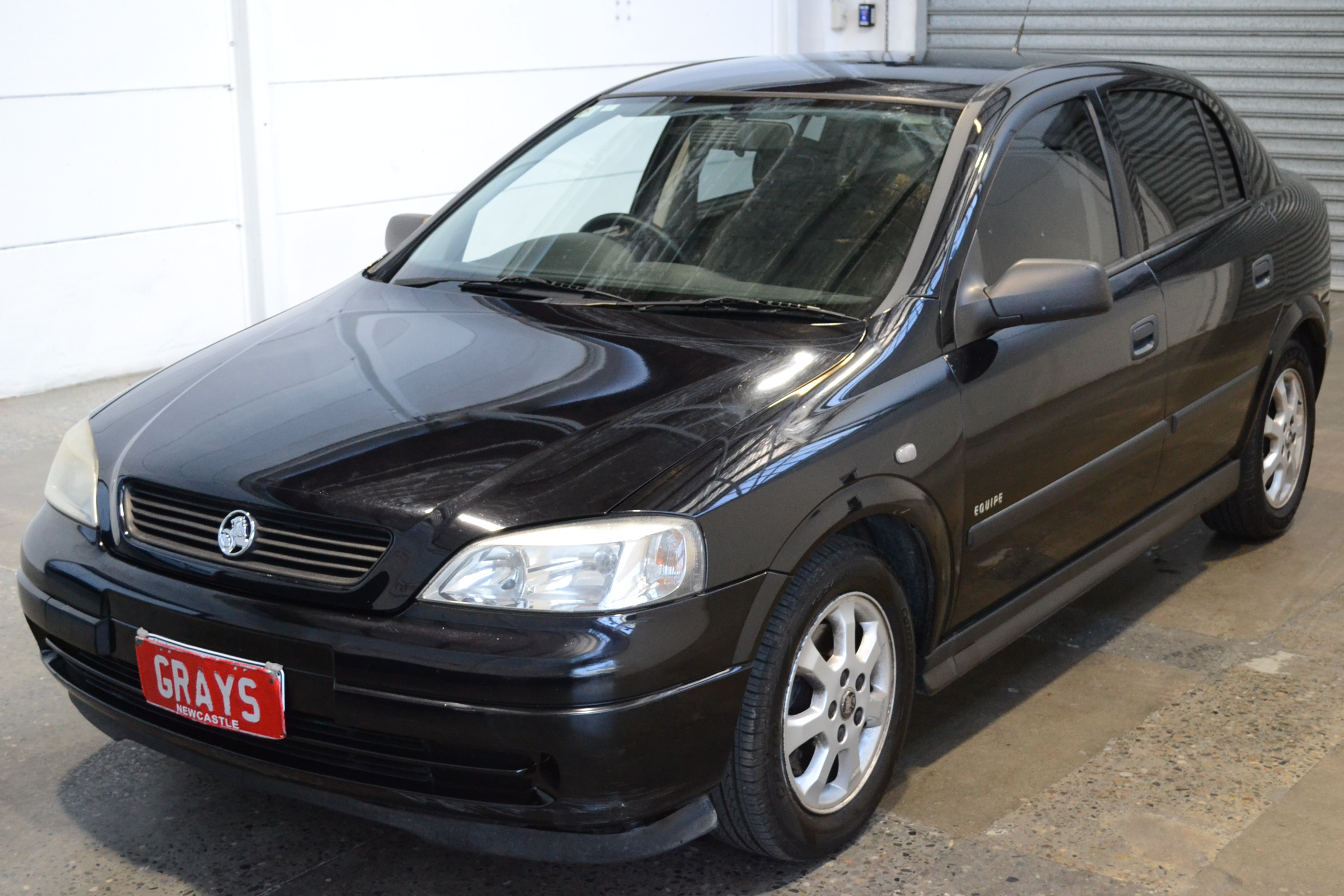 2005 Holden Astra Classic TS Automatic Hatchback Low Kms