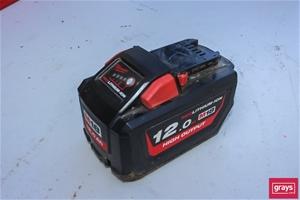 Milwaukee M18HB12 18VDC 12.0Ah Battery