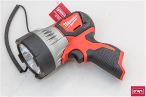 Milwaukee M12 SLED 12VAC Hand Torch