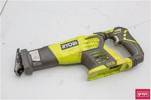 Ryobi RRS1801 18VDC Reciprocating Saw